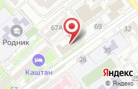 Схема проезда до компании Издательский Дом «Ин-Фолио» в Волгограде