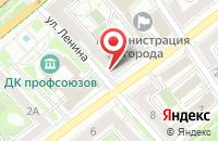 Схема проезда до компании Полиграфический Комплекс «Назарет» в Волгограде