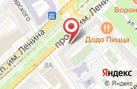 Схема проезда до компании ПАТРИОТ в Астрахани
