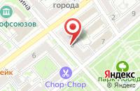 Схема проезда до компании Константа-2 в Волгограде