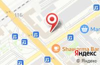 Схема проезда до компании Вести-Пресс в Волгограде