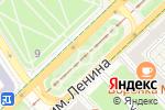 Схема проезда до компании Автовышка34 в Волгограде