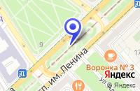 Схема проезда до компании ВОЛГОМЕДПРОТ СПОП в Волгограде