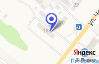 Схема проезда до компании ЭЛЕКТРОМОНТАЖНАЯ ФИРМА ЭНЕРГИЯ в Семенове