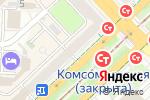 Схема проезда до компании ВДЦ в Волгограде