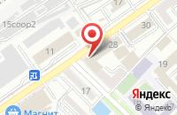 Схема проезда до компании Телегазета в Волгограде