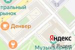 Схема проезда до компании Волгоградская межрайонная коллегия адвокатов в Волгограде