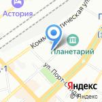 РайГраД на карте Волгограда
