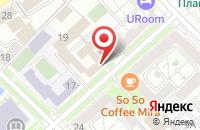 Схема проезда до компании Печатный Дом Вогс в Волгограде