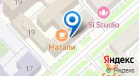 Компания Dance пространтство на карте
