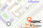 Схема проезда до компании Вита лайн в Волгограде