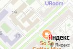 Схема проезда до компании Bunge в Волгограде