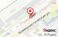 Схема проезда до компании МедиаСети в Волгограде