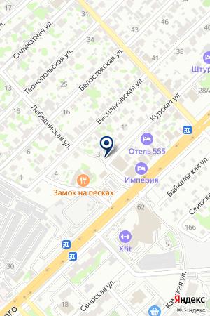 Единая Дирекция Культурно-Массовых Мероприятий на карте Волгограда