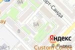 Схема проезда до компании Комитет по обеспечению безопасности жизнедеятельности населения в Волгограде