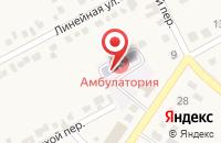 Схема проезда до компании Колокольчик в Кировой