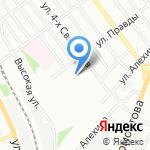 ВОСТОК ТОРГОВЫЙ ДОМ на карте Волгограда