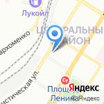 ЦБДД+ на карте Волгограда