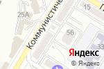 Схема проезда до компании СТАТУС-КВО Мониторинг в Волгограде