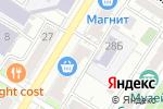 Схема проезда до компании Afanasiev Studio в Волгограде