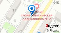Компания Детская клиническая стоматологическая поликлиника №2 на карте