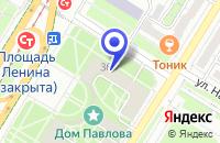 Схема проезда до компании КРИГ в Волгограде