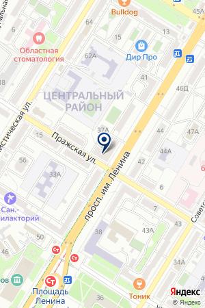 1М-Ломбард на карте Волгограда
