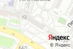 Схема проезда до компании Норма-Альянс в Волгограде