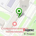 Местоположение компании Оперативная Типография.РФ