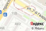Схема проезда до компании SilverStar в Волгограде