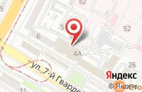 Схема проезда до компании Волга-Дон Авиа в Волгограде