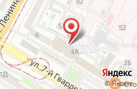 Схема проезда до компании Тип-Топ в Волгограде