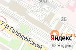 Схема проезда до компании Арбитражный управляющий Змейков С.Ю. в Волгограде