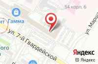 Схема проезда до компании 7Соток в Волгограде