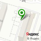 Местоположение компании ГрадПроект 34