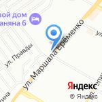 РОЗЫ на карте Волгограда