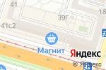 Схема проезда до компании Магазин посуды в Волгограде
