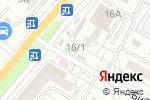 Схема проезда до компании Услада в Волгограде