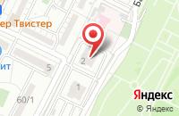 Схема проезда до компании Печатные Решения в Волгограде