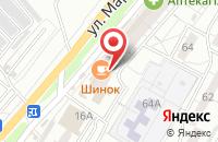 Схема проезда до компании Wildberries в Ростове-на-Дону