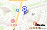 Схема проезда до компании ИНДИГО в Волгограде