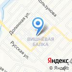 СШ №72 на карте Волгограда