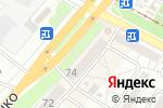 Схема проезда до компании Пивъ.com в Волгограде