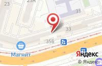 Схема проезда до компании 585 в Волгограде
