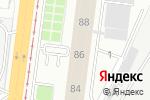 Схема проезда до компании ВолгаТЭКинжиниринг в Волгограде