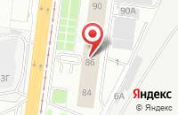 Схема проезда до компании Артнет Студия в Волгограде