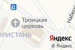 Схема проезда до компании Магазин хозтоваров в Краснослободске