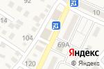 Схема проезда до компании Эдем в Краснослободске