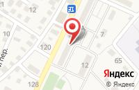 Схема проезда до компании Боярин в Краснослободске