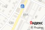 Схема проезда до компании Магазин чая и табачной продукции в Краснослободске